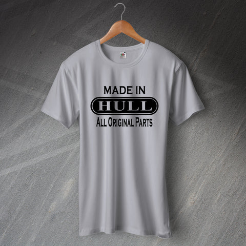 Made in Hull T-Shirt