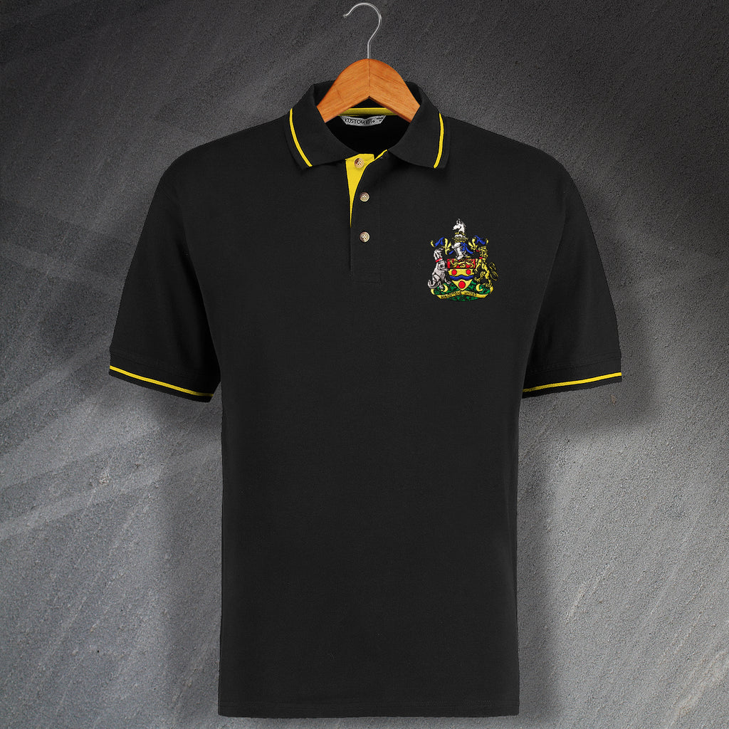 Retro Maidstone Polo Shirt