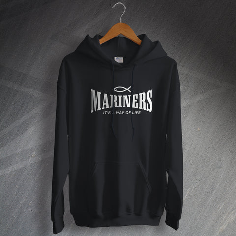 Grimsby Football Hoodie Mariners It's a Way of Life