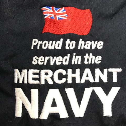 Merchant Navy Badge