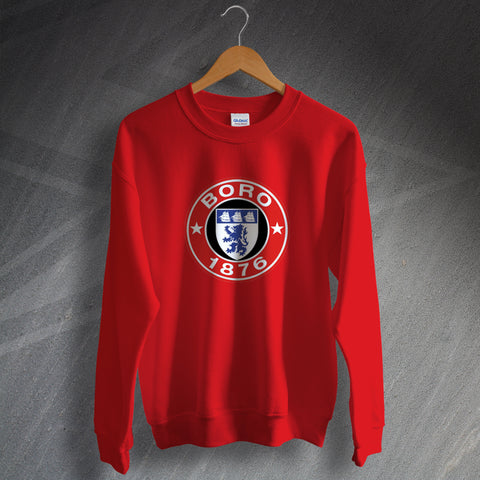 Middlesbrough Football Sweatshirt 1876