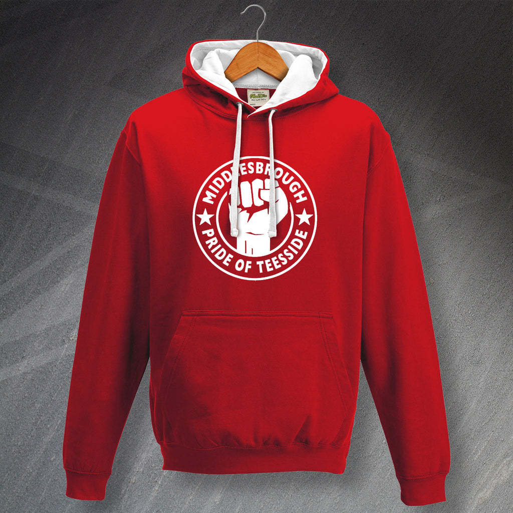 Middlesbrough Pride of Teeside Hoodie