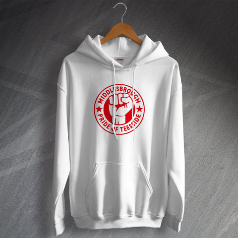 Middlesbrough Soccer Hoodie