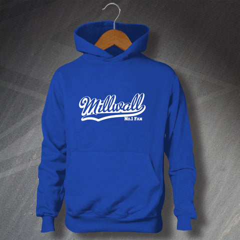Millwall Football Hoodie Children's Number 1 Fan