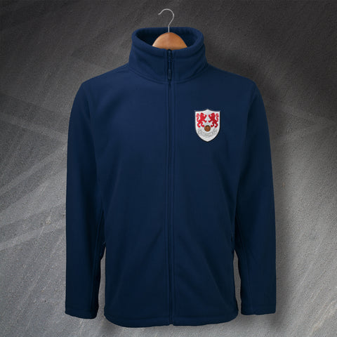 Millwall Football Fleece Embroidered 1956