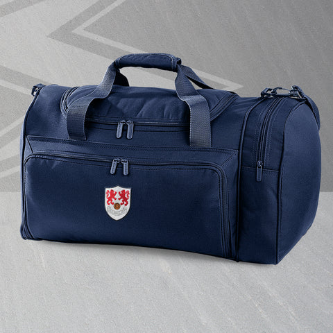 Millwall Football Holdall Embroidered Universal 1956