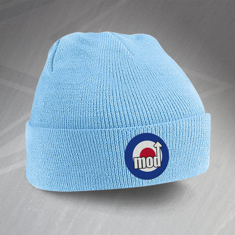 MOD Beanie Hat Embroidered Target