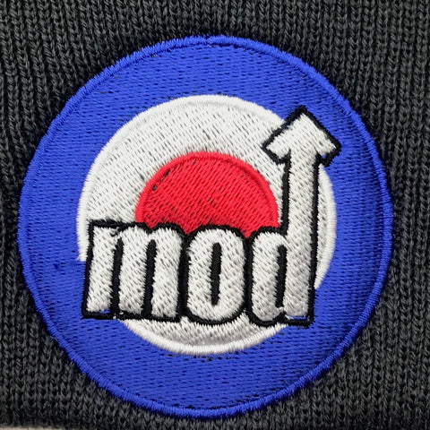 MOD Embroidered Badge