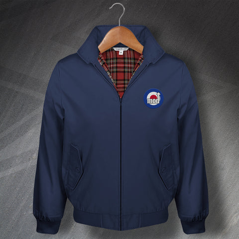 MOD Harrington Jacket Embroidered Target