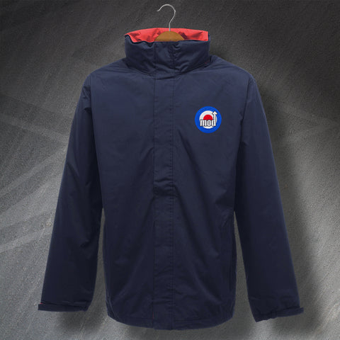 MOD Jacket Embroidered Waterproof Target