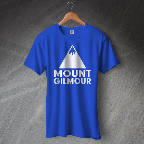Chelsea Football T-Shirt Mount Gilmour