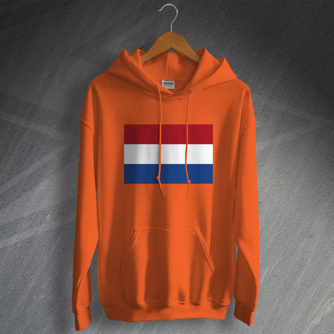 Netherlands Hoodie Flag of the Netherlands
