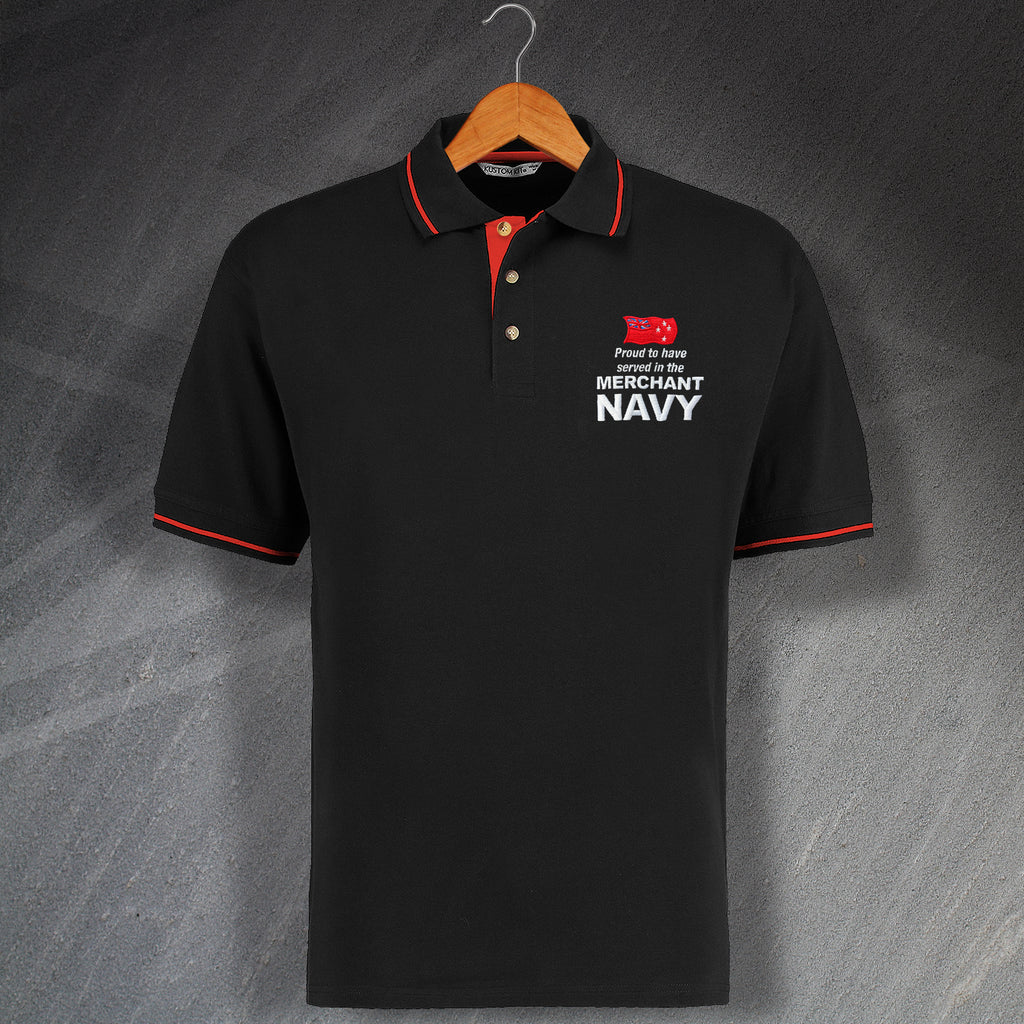 New Zealand Merchant Navy Polo Shirt