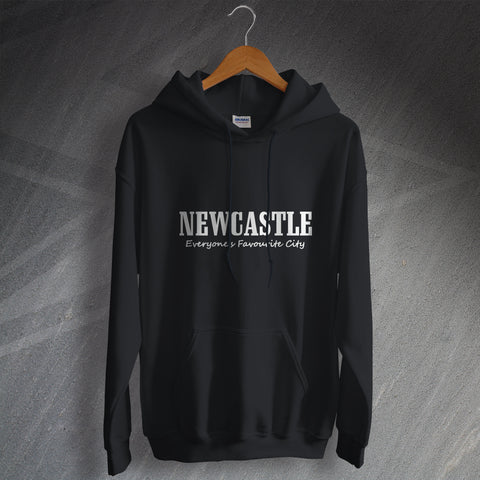 Newcastle Hoodie Everyone's Favourite City