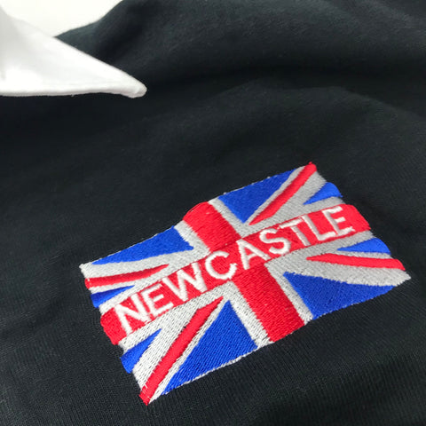 Newcastle Football Flag Shirt