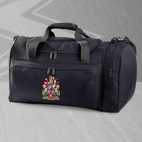 Newcastle Football Holdall Embroidered 1969