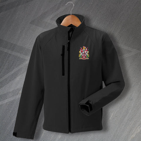 Newcastle Jacket Embroidered Softshell 1969