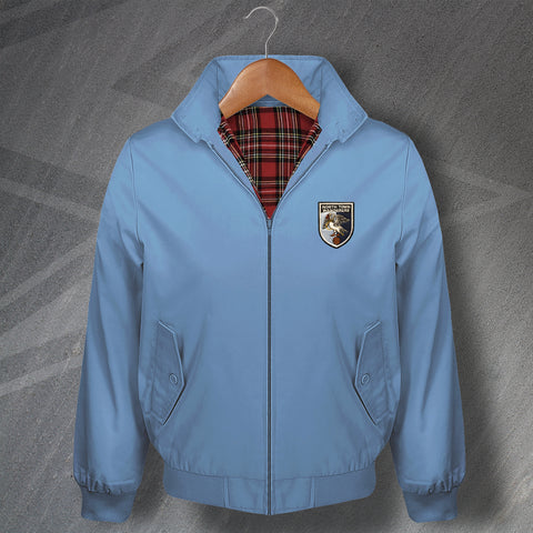 Wycombe Football Harrington Jacket Embroidered North Town Wanderers
