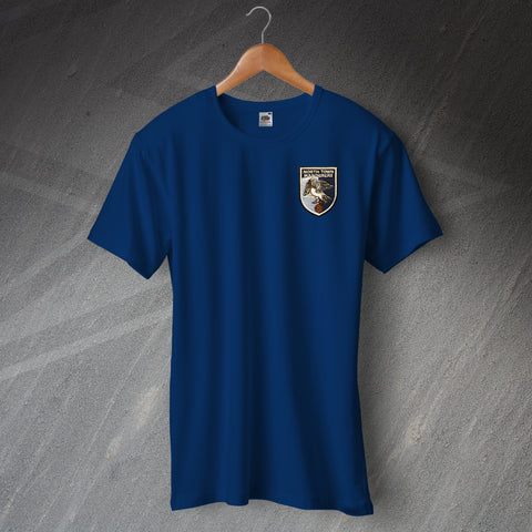 Wycombe Football T-Shirt Embroidered North Town Wanderers