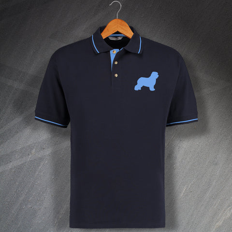 Old English Sheepdog Polo Shirt