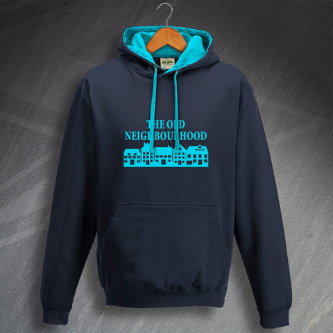 The Old Neighbourhood Pub Hoodie Contrast