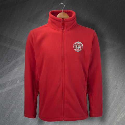 Leyton Orient Football Fleece Embroidered Orient FC