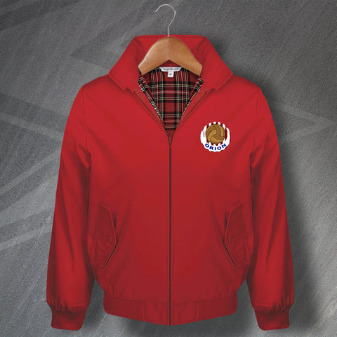 Aberdeen Football Harrington Embroidered Orion FC