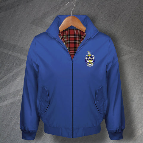 Peterborough Football Harrington Jacket Embroidered 1949