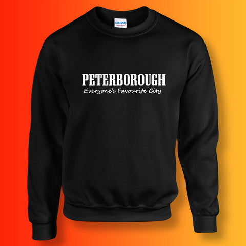 Peterborough Sweater with Everyone's Favourite City Design