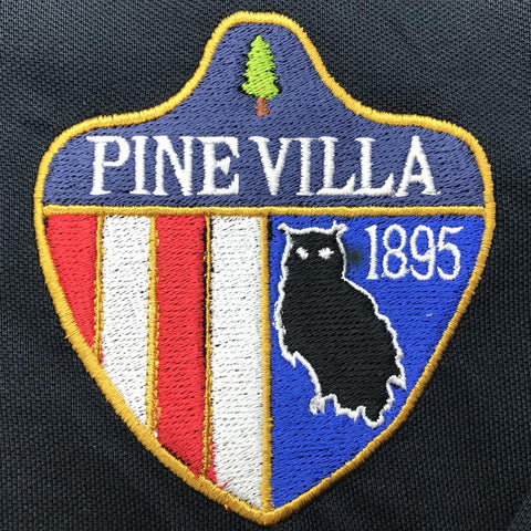 Pine Villa Football Badge