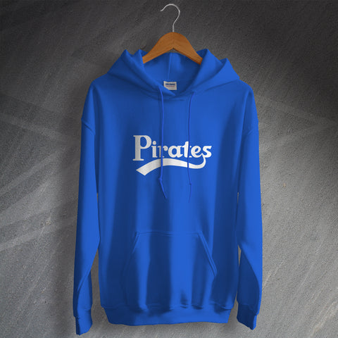 Bristol Rovers Football Hoodie Pirates