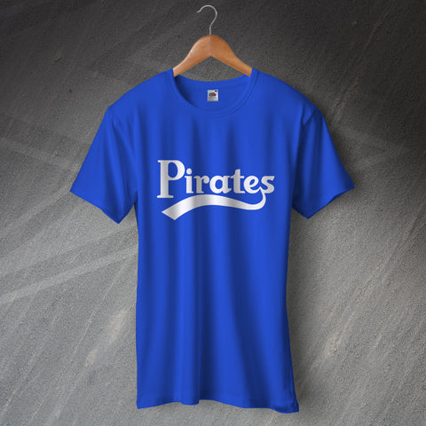Bristol Rovers Football T-Shirt Pirates