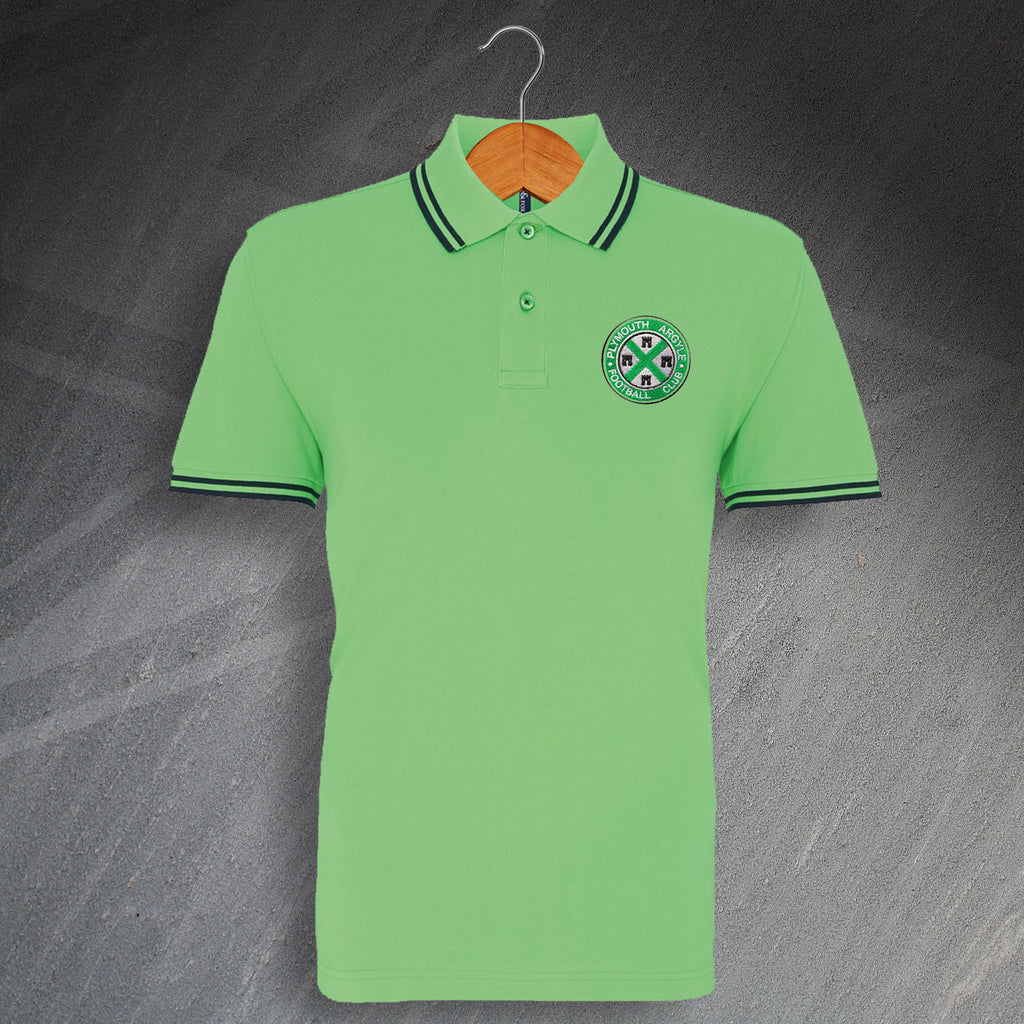 Classic Plymouth Polo Shirt