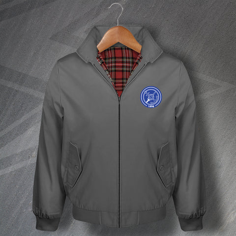 Portsmouth Football Harrington Jacket