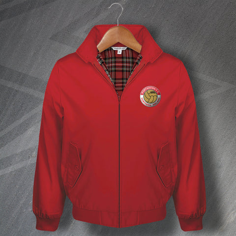 Portadown Football Harrington Jacket Embroidered