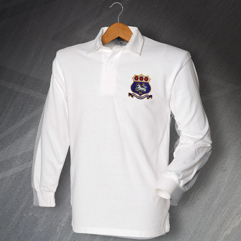 Preston Football Shirt