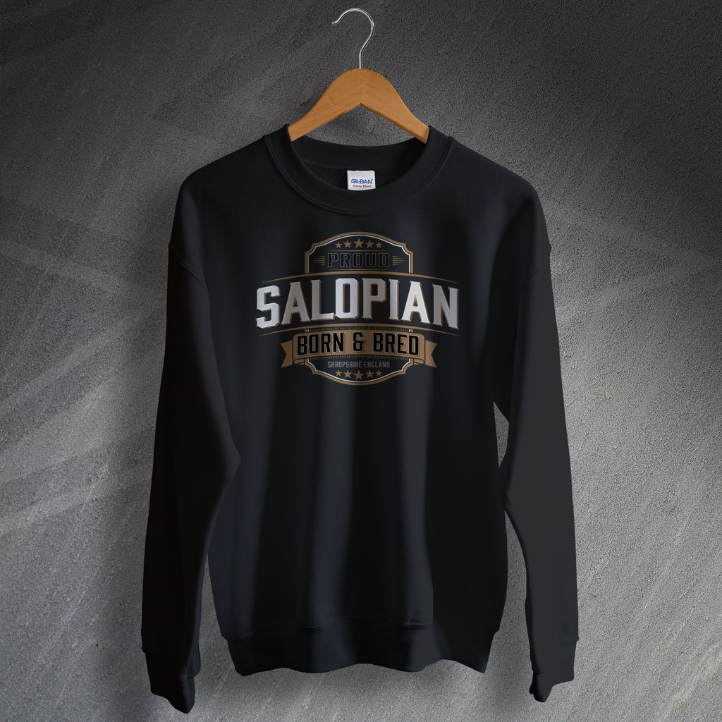 Proud Salopian Sweatshirt