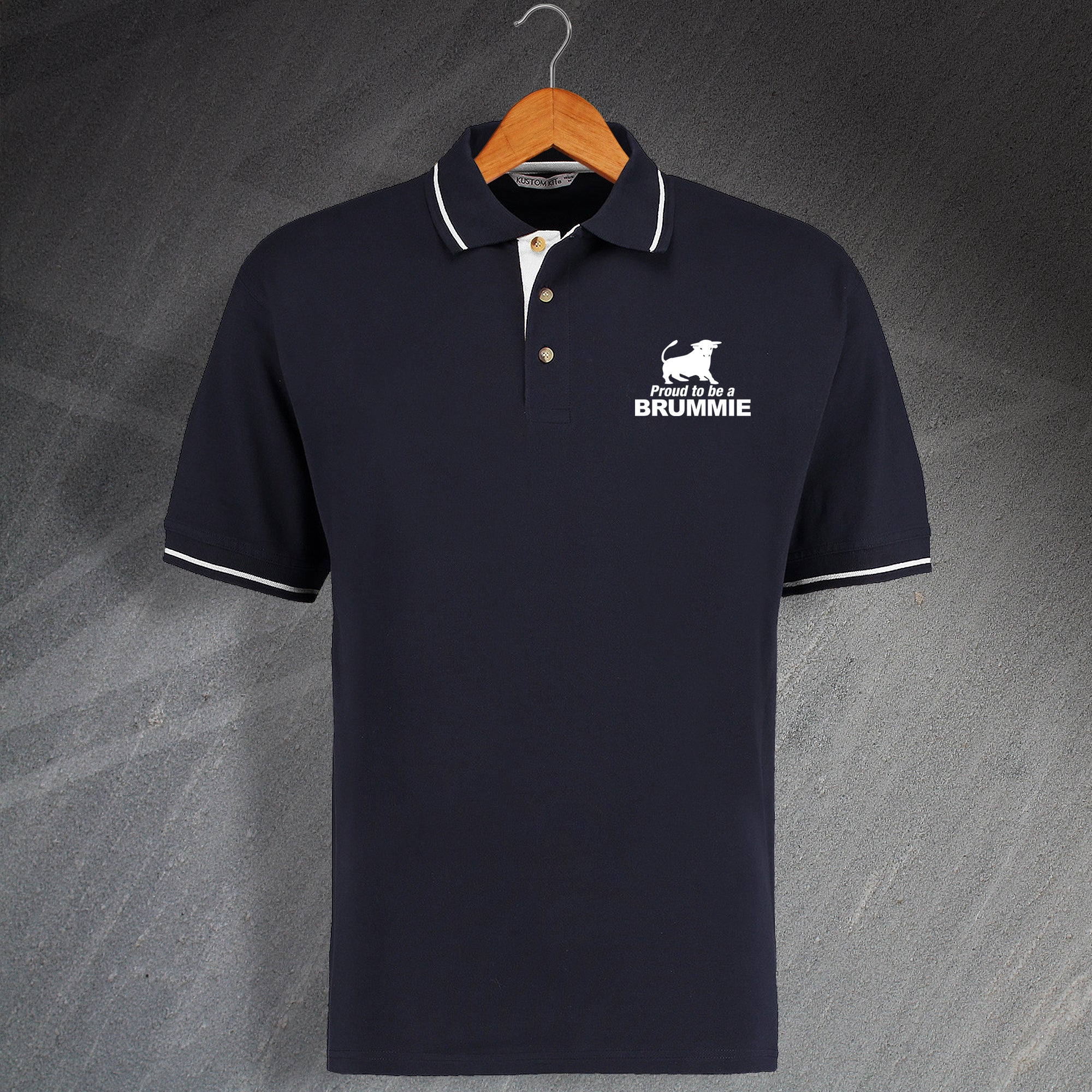 Embroidered Polo Shirts Birmingham Uk Chad Crowley Productions
