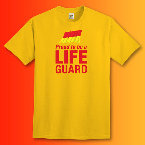 Proud to Be a Lifeguard Unisex T-Shirt