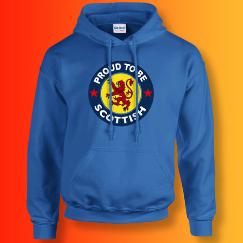 Proud to Be Scottish Unisex Hoodie