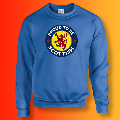 Proud to Be Scottish Unisex Sweater