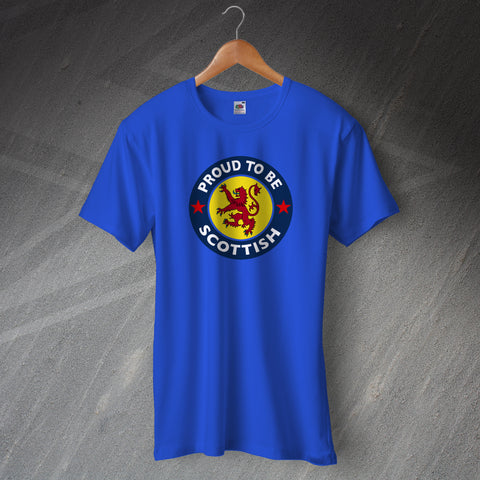 Proud to Be Scottish Unisex T-Shirt