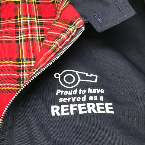 Referee Harrington Jacket