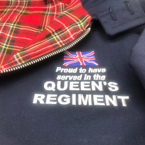 Queen's Regiment Jacket