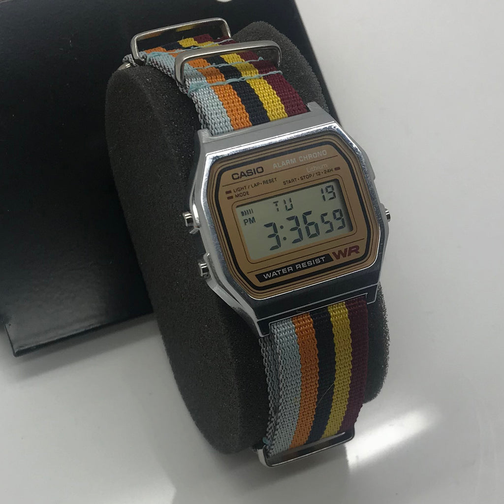 Personalised Military Watch