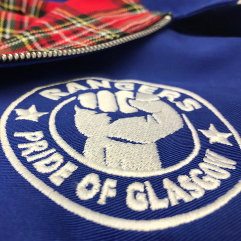 Rangers Pride of Glasgow Harrington Jacket