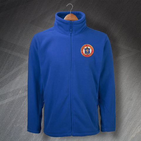 Retro Rangers Fleece with Embroidered Badge