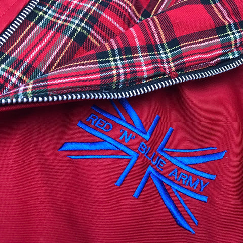 Crystal Palace Football Harrington Jacket