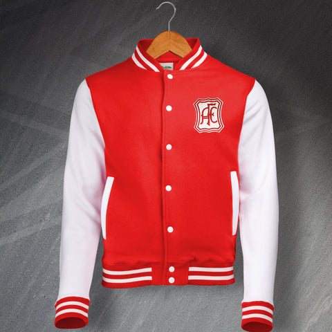 Aberdeen Football Varsity Jacket Embroidered 1963