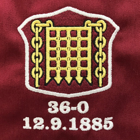 Arbroath Embroidered Badge